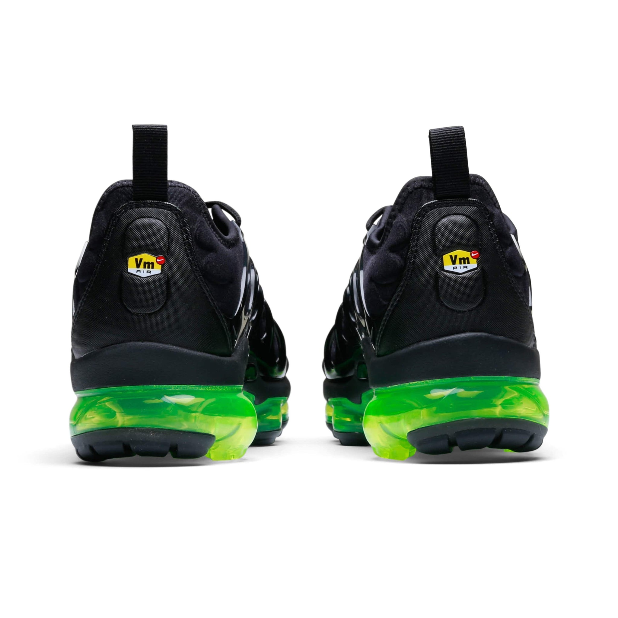 d0c37d05307d3 AIR VAPORMAX PLUS (BLACK REFLECT SLVR-VOLT)  924453-015  – Bodega