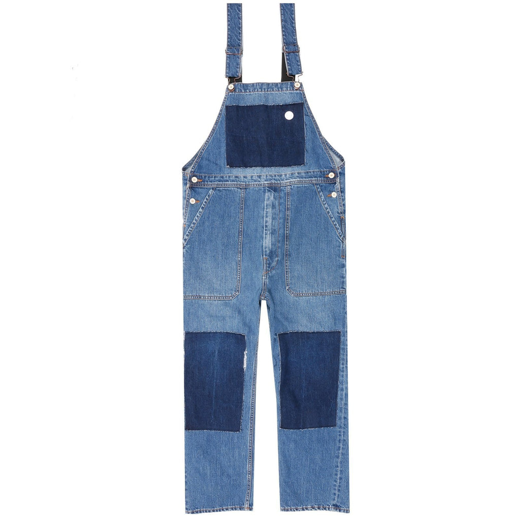 LC23 DENIM OVERALL Blue