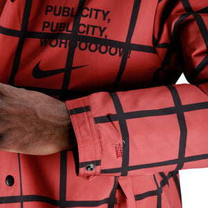 Nike Outerwear x Patta NRG COACH JACKET
