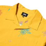 Load image into Gallery viewer, Stüssy Shirts HAND DRAWN FLOWER SHIRT