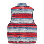 Load image into Gallery viewer, Stüssy Outerwear STRIPED SHERPA VEST