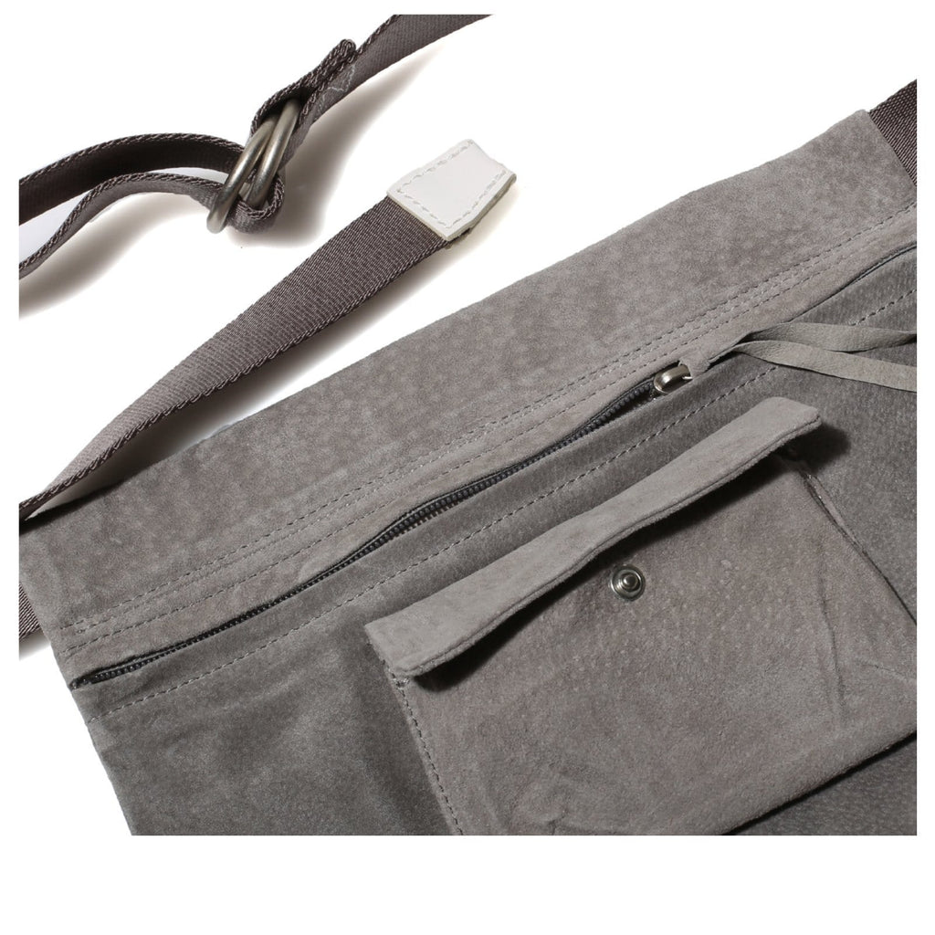 Hender Scheme WAIST BELT BAG Light Grey