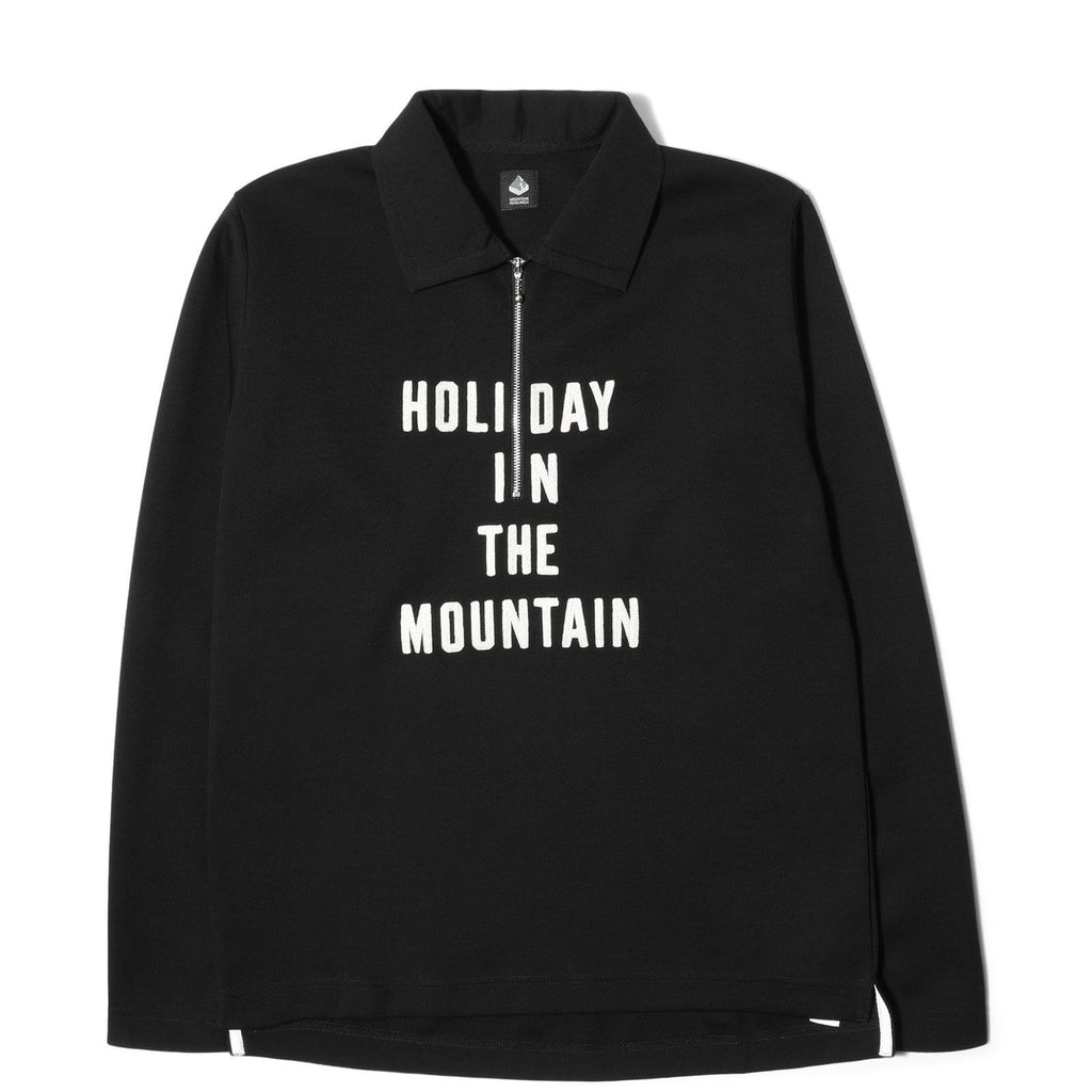 Mountain Research POLO SHIRT Black