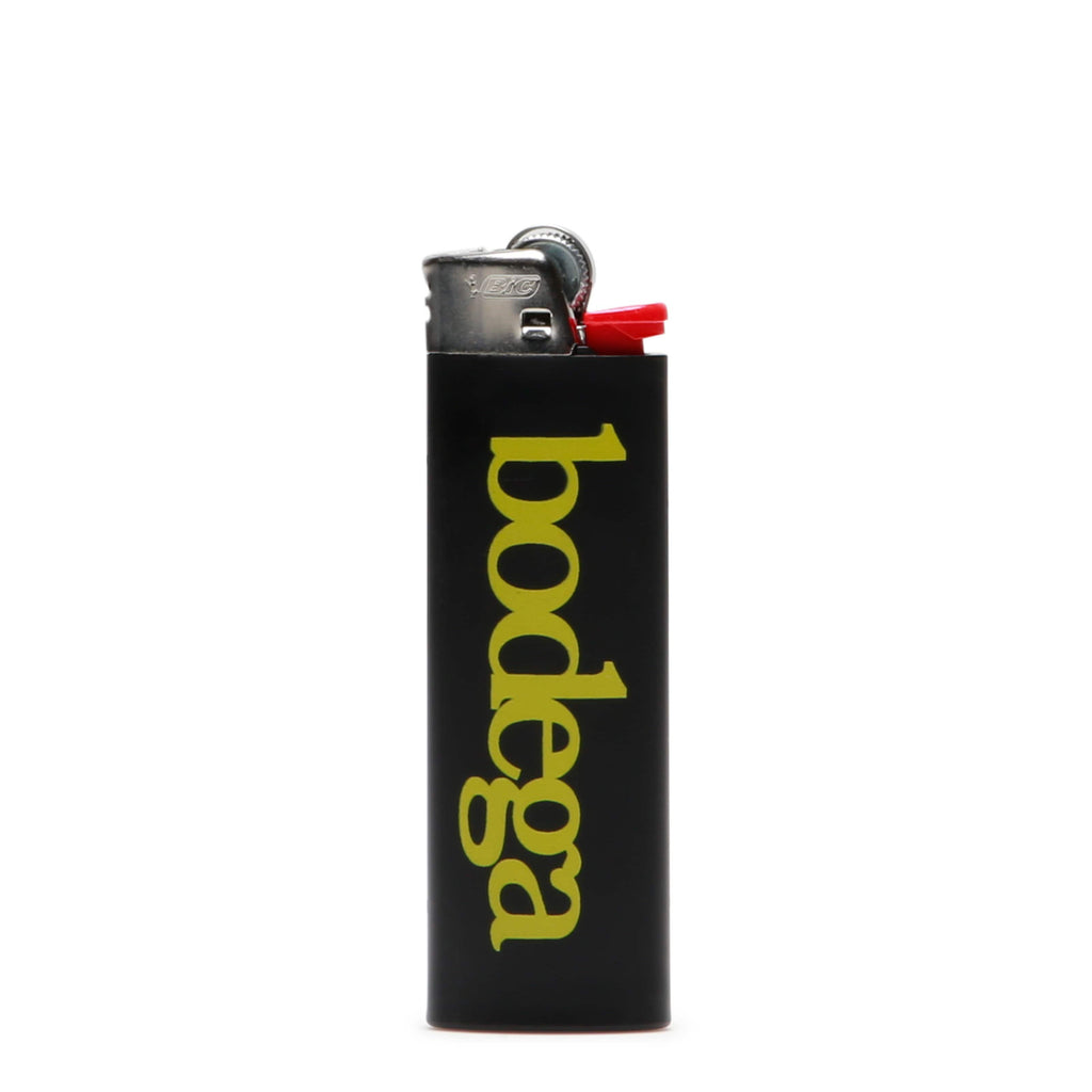 Bodega SERIF LIGHTER Black/Yellow