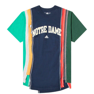 Needles T-Shirts ASST / M 7 CUTS S/S TEE - COLLEGE FW20 136