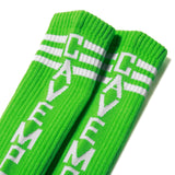 CAVEMPT SOCKS Green