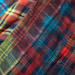 Load image into Gallery viewer, Needles Shirts ASST / S 7 CUTS FLANNEL TIE DYE SHIRT FW20 2