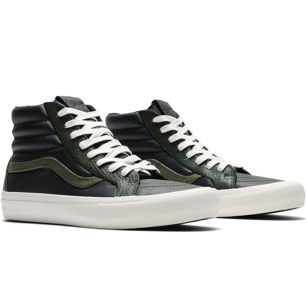 Vault by Vans SK8-HI REISSUE LX (Leather) Green