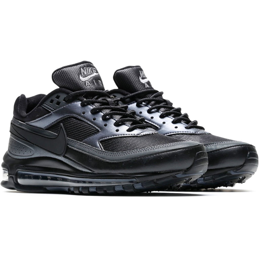 11acb7d0cc ... new zealand nike air max 97 bw black black mtlc hematite 6835c 040f2