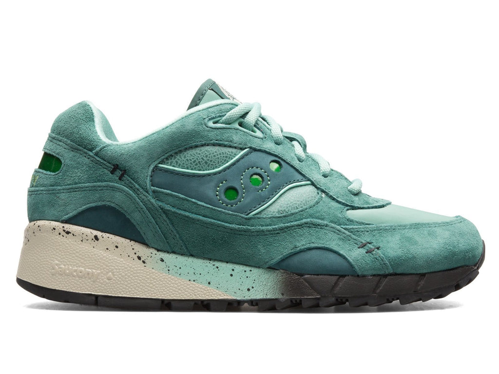Saucony x Feature SHADOW 6000 LIVING FOSSIL Beryl