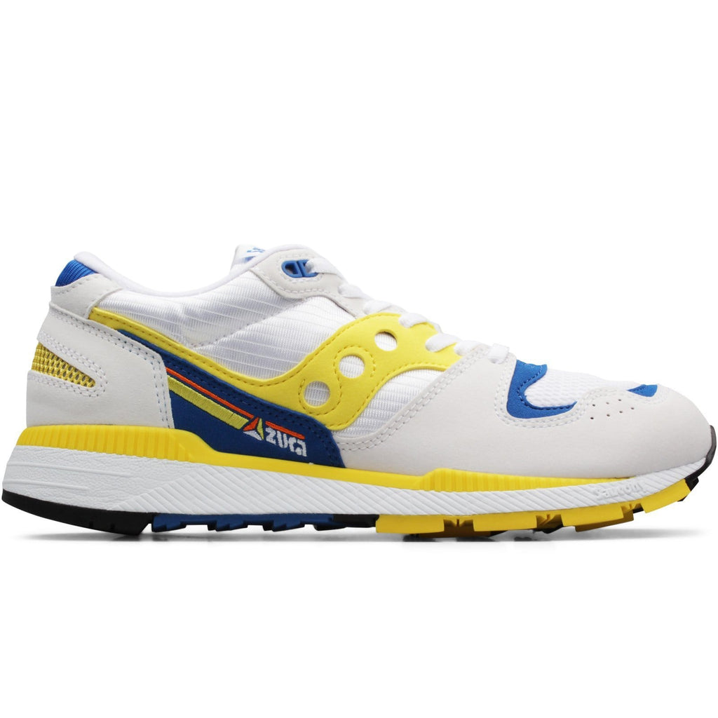 Saucony AZURA White/Yellow/Blue