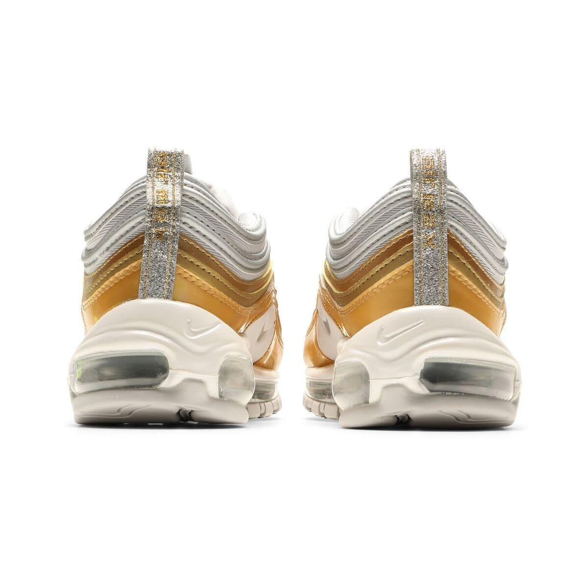 d67bf72e7414 Nike AIR MAX 97 SPECIAL EDITION (Vast Grey Metallic Silver-Metallic Gold)
