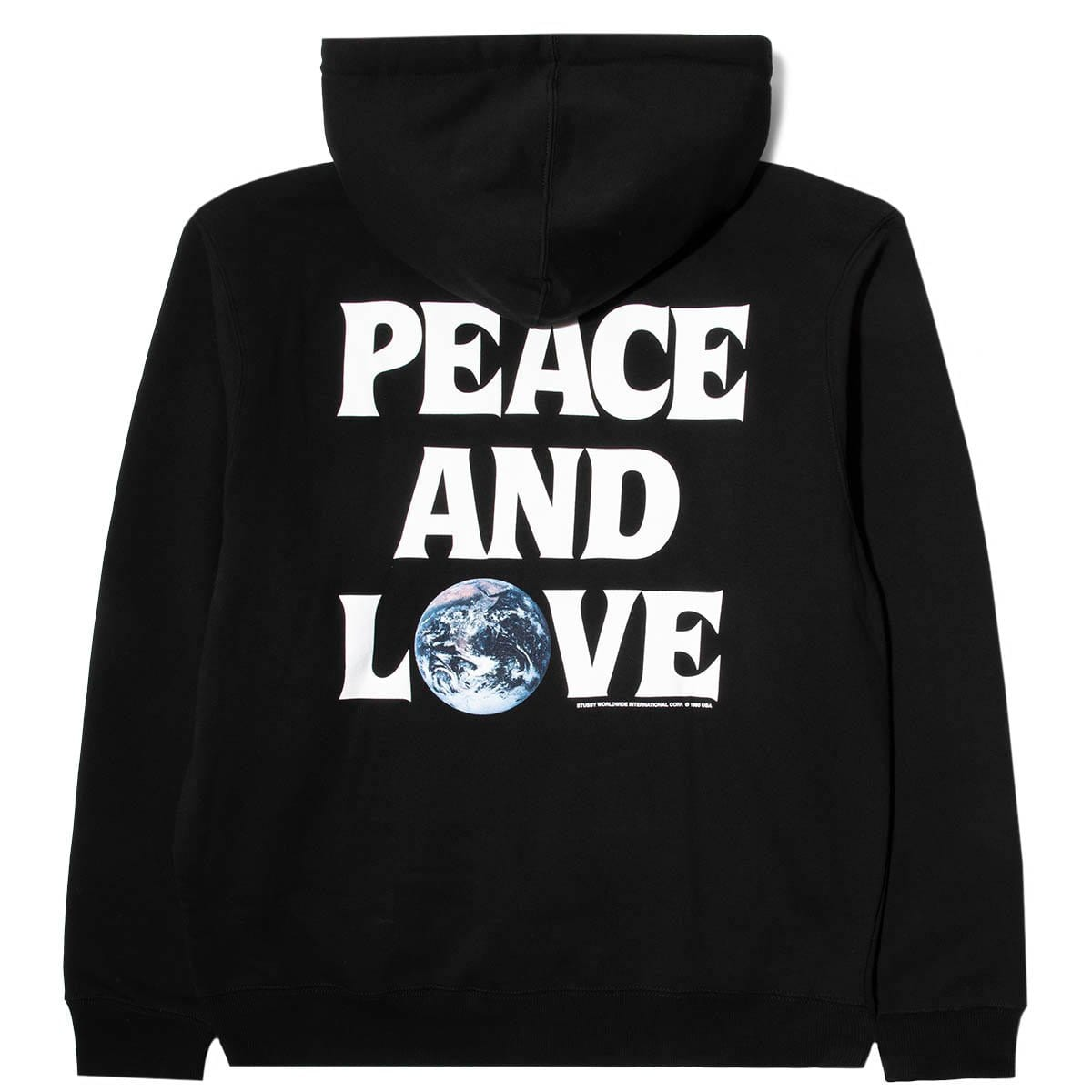 Stüssy Hoodies & Sweatshirts PEACE & LOVE HOOD