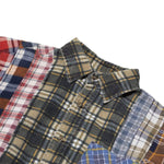Load image into Gallery viewer, Needles Shirts ASSORTED / 1 FLANNEL SHIRT - 7 CUTS DRESS SS20 26