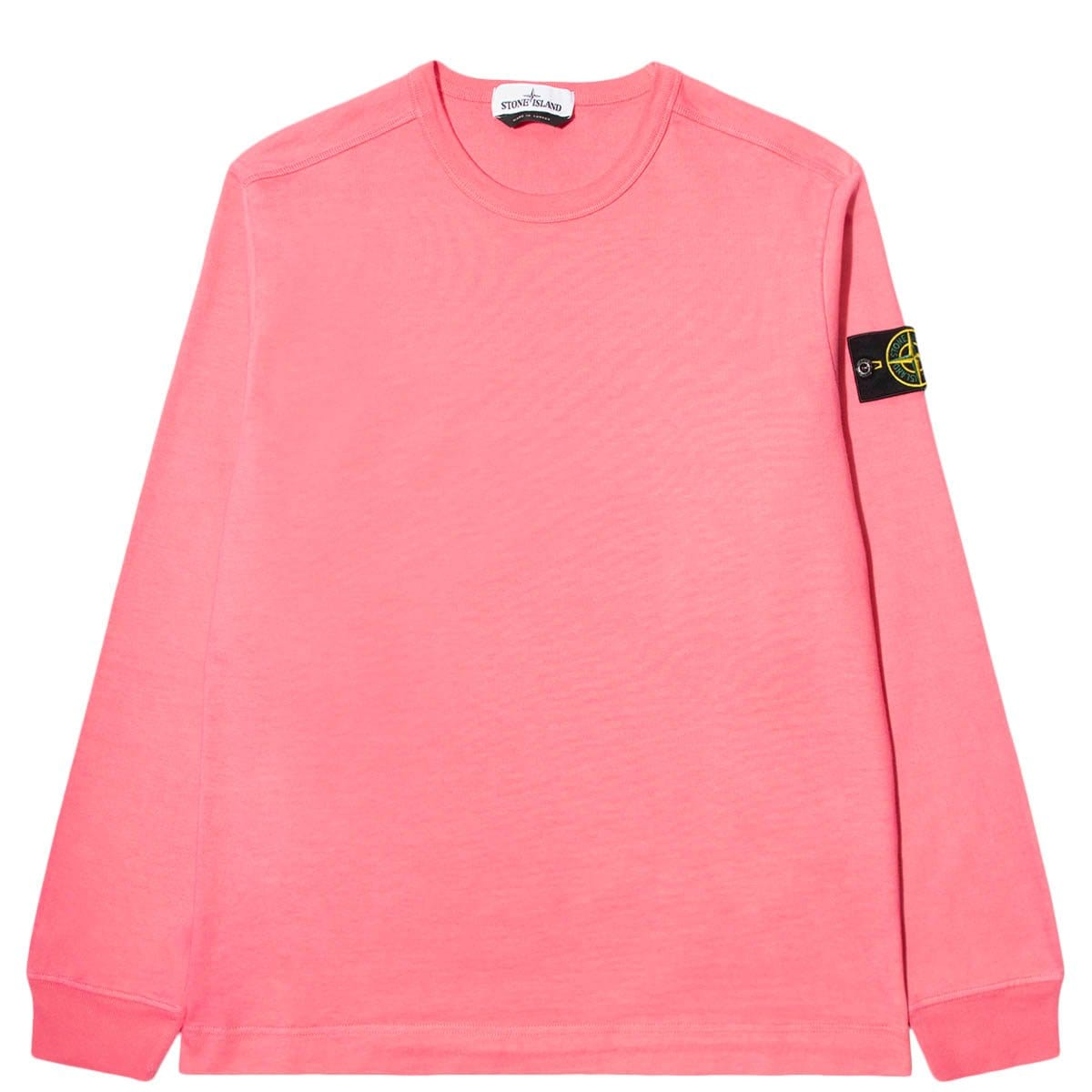 Stone Island Hoodies & Sweatshirts LS FLEECE CREWNECK W/PATCH 731564450
