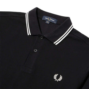 Fred Perry Shirts TWIN TIPPED FRED PERRY SHIRT