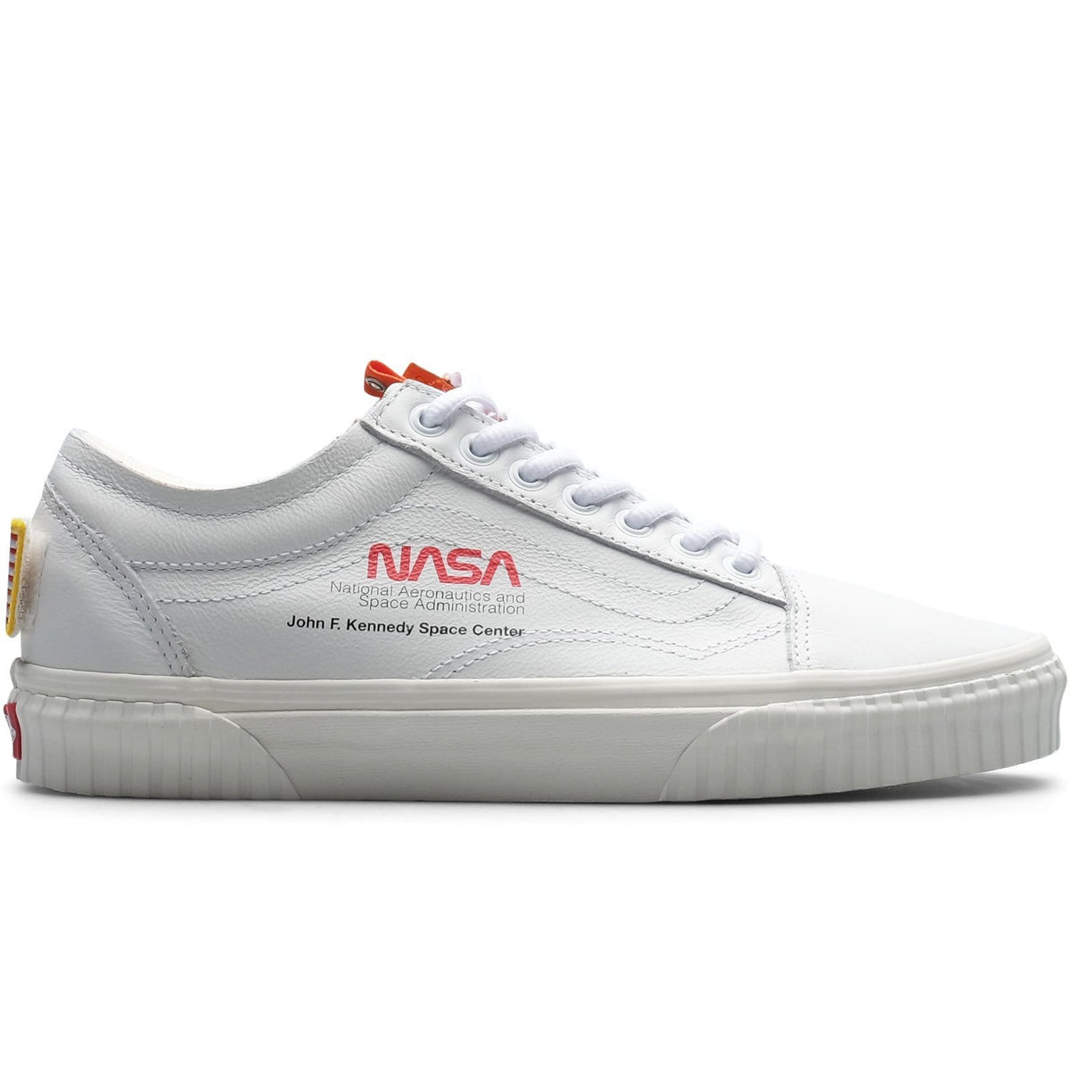 NASA OLD SKOOL True White – Bodega