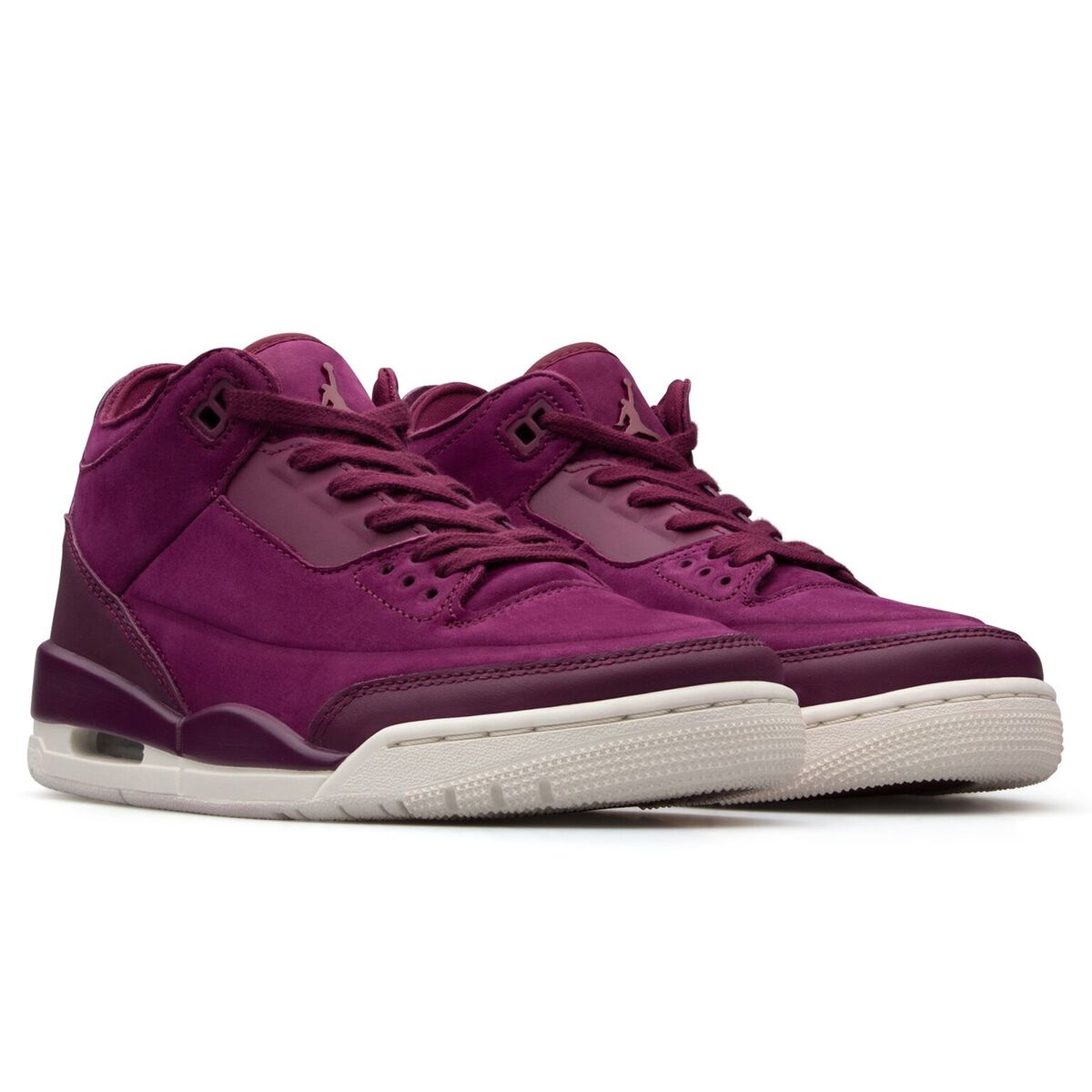 huge selection of 5feb9 4195a Jordan Brand WOMEN S AIR JORDAN 3 RETRO SE (Bordeaux Bordeaux-Phantom)
