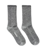 Load image into Gallery viewer, Druthers HEAVYWEIGHT MERINO WOOL BOOT SOCK Black