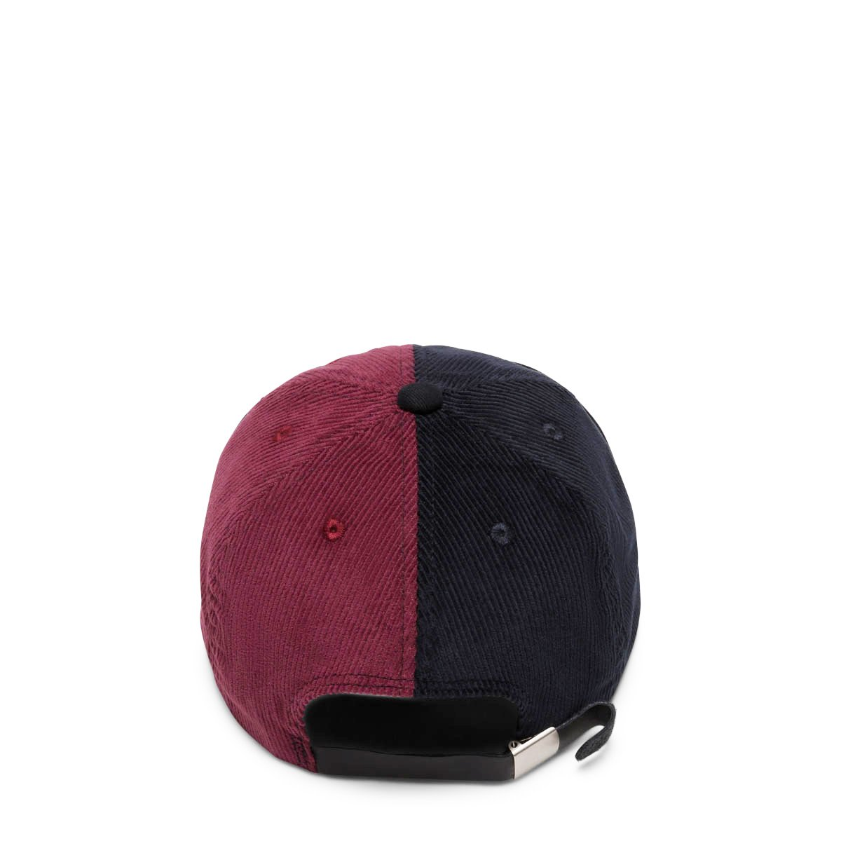 Brain Dead Bags & Accessories NAVY/MAROON/BLACK / O/S COLORBLOCKED STRAP BACK