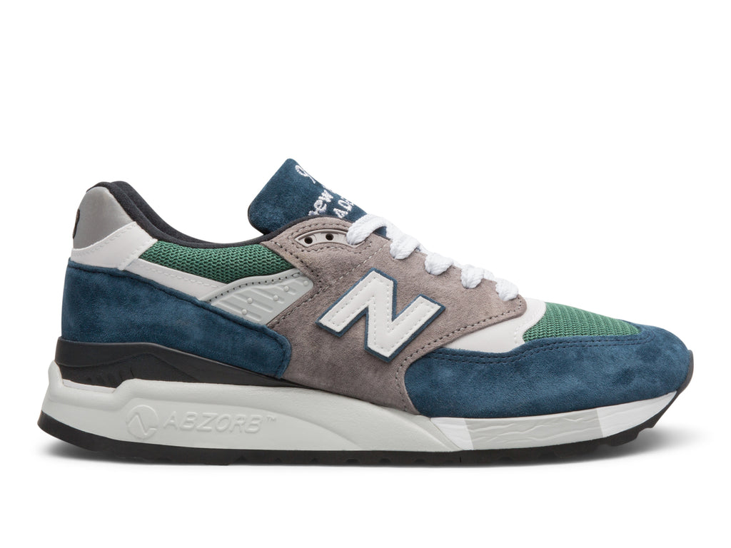 New Balance M998NL Teal/Navy