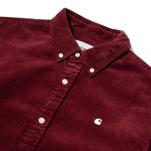 Carhartt W.I.P. Shirts LS MADISON CORD SHIRT