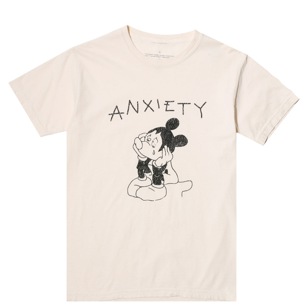 Jungles Jungles ANXIETY SS Ivory