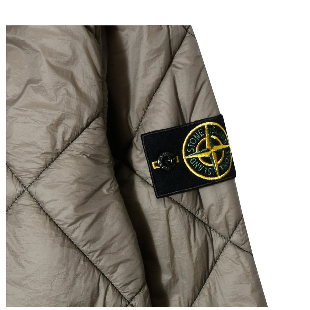 Stone Island LIGHT OVERCOAT 6915Q1424 Olive Green