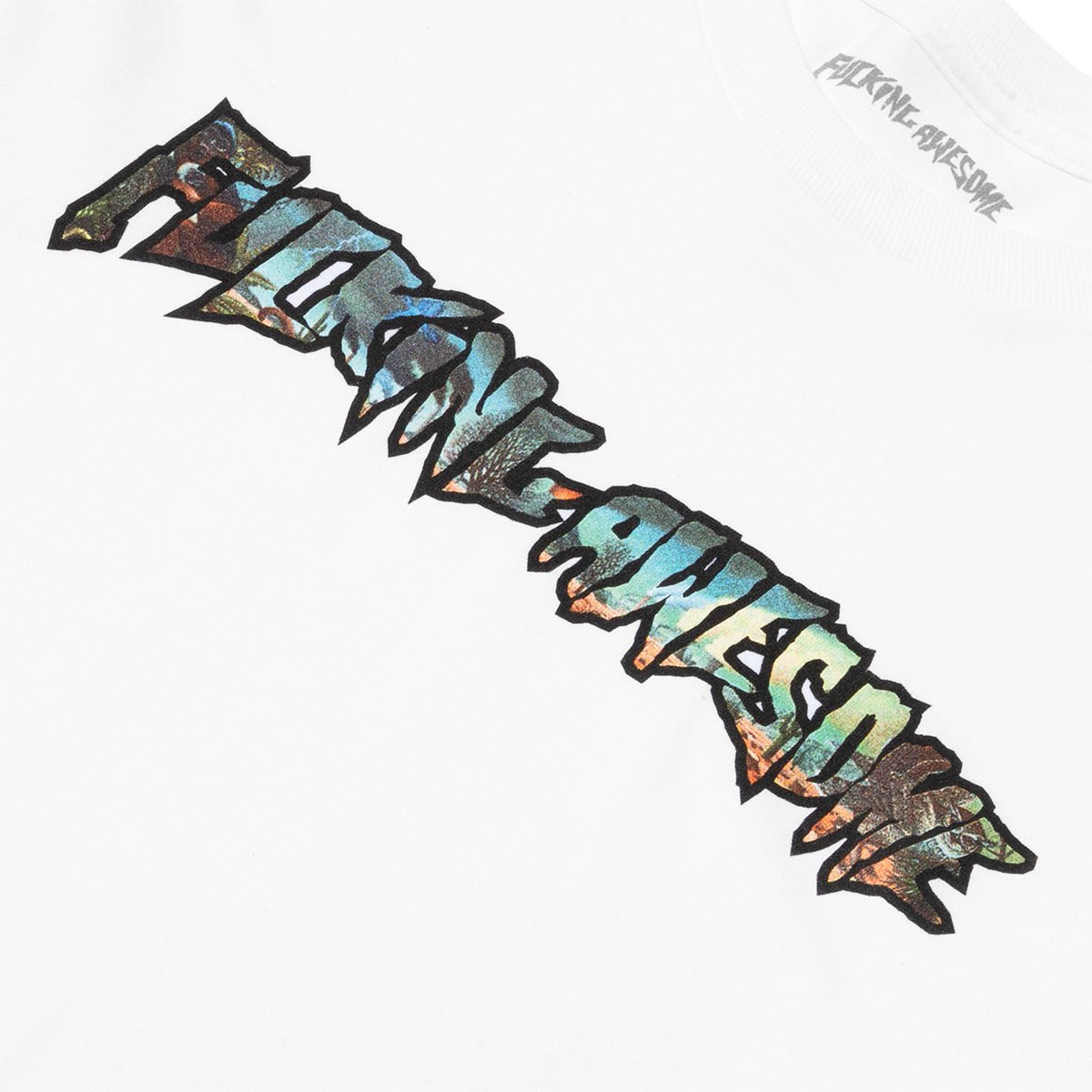 Fucking Awesome T-Shirts EXTINCTION TEE