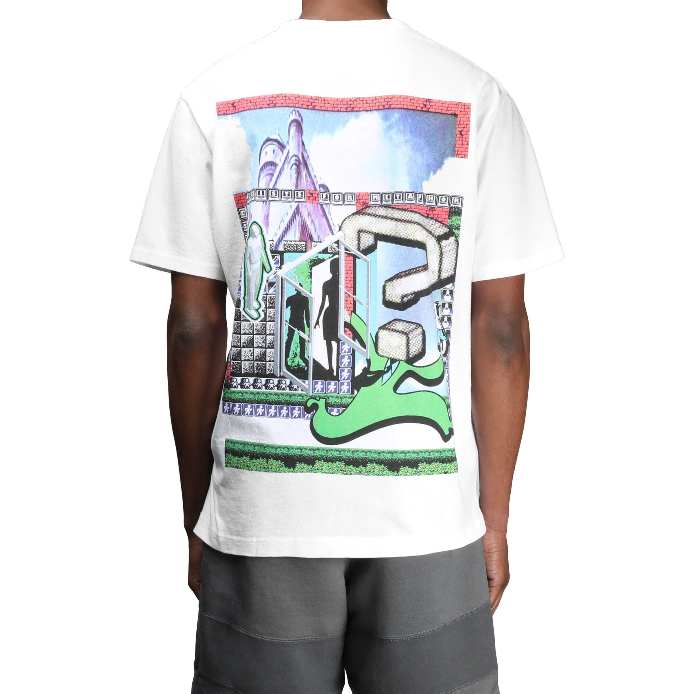 Cav Empt T-Shirts MD METAPHOR T