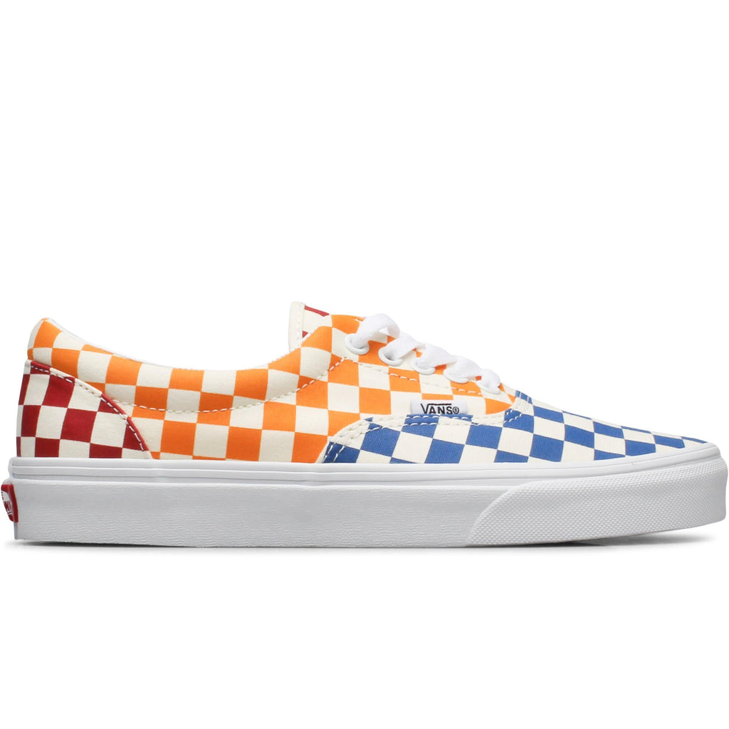 U ERA (VLV) (CHECKERBOARD) MULTI/TRUE WHITE