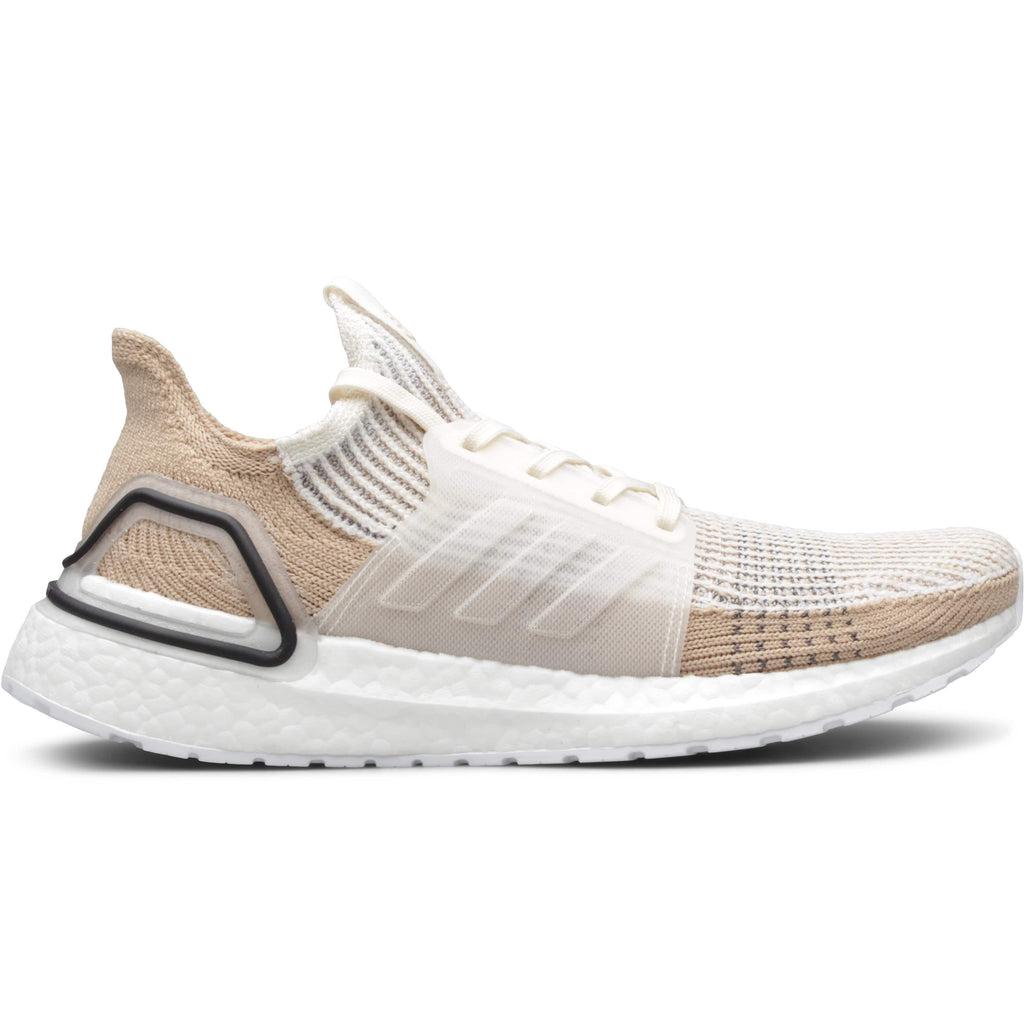 hot sale online 746a1 7375f Adidas WOMENS ULTRABOOST 19 Chalk WhitePale NudeCore Black
