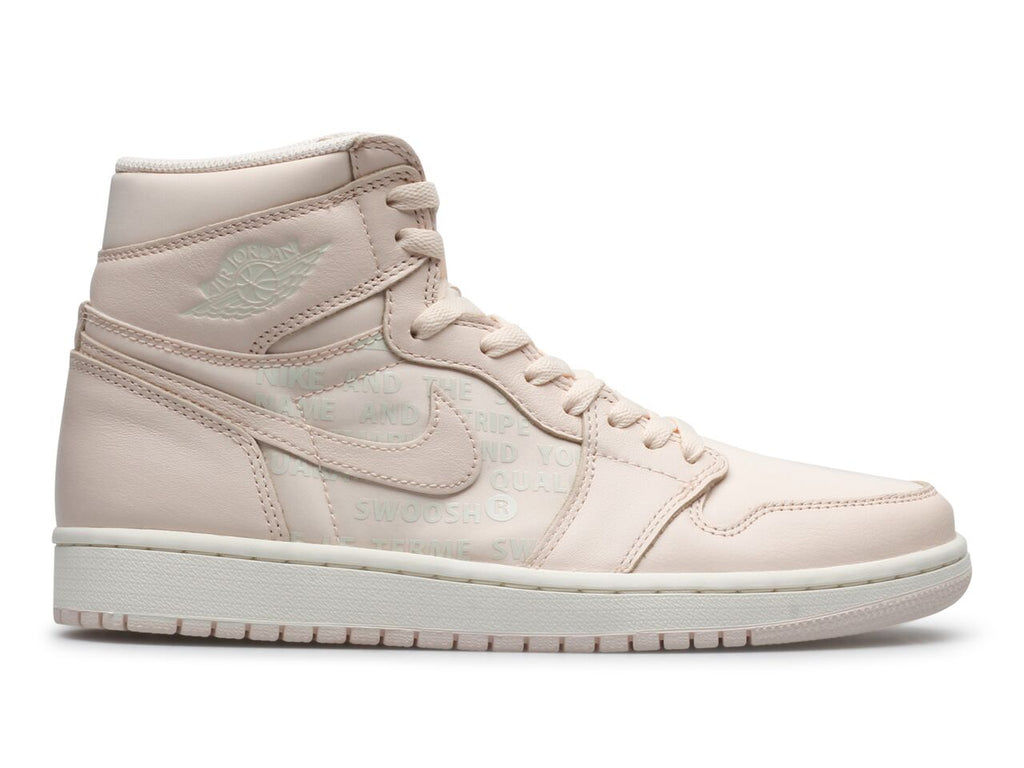 Jordan Brand AIR JORDAN 1 RETRO HIGH OG (Guava Ice/Sail) [555088-801]