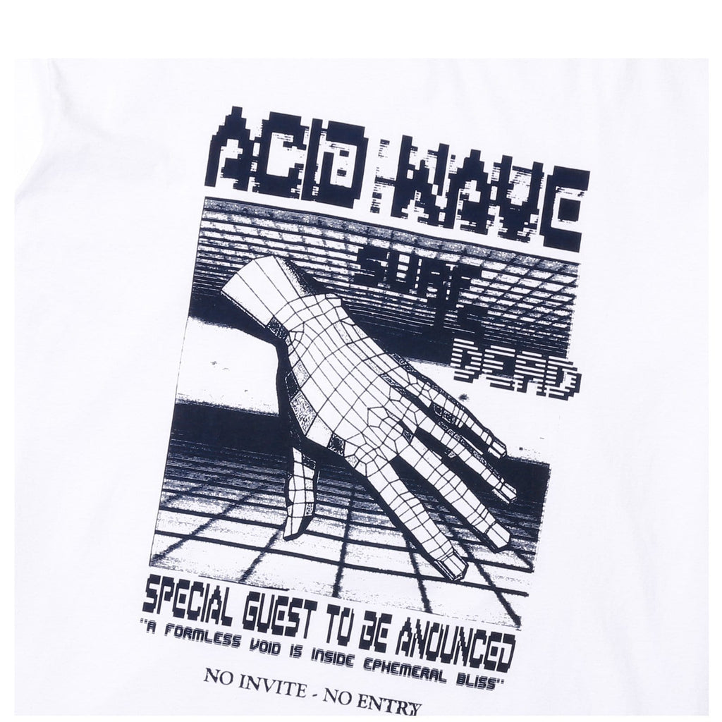 Surf Is Dead ACID WAVE White