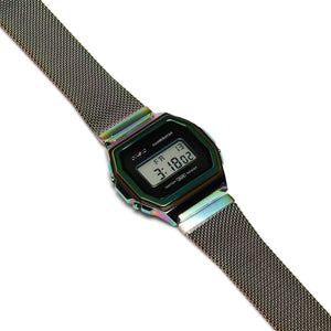 Casio Bags & Accessories IRIDESCENT / O/S A1000RBW-1A