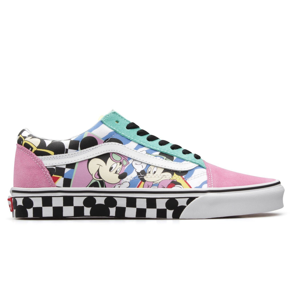 Vans Mickey Mouse U OLD SKOOL Mickey/True White