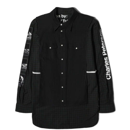 TAKAHIROMIYASHITA The Soloist 180 SHIRT TYPE II Black