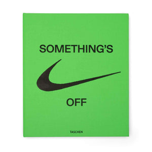 TASCHEN PUBLISHING Books MULTI / O/S VIRGIL ABLOH. NIKE. ICONS BOOK