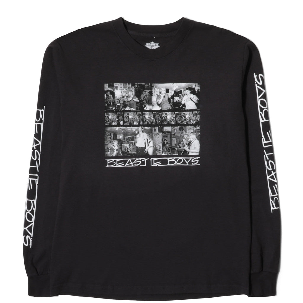 FACT. x Beastie Boys PHOTO LS Black