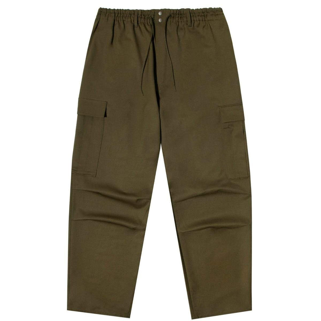 adidas Y-3 Bottoms CLASSIC REFINED WOOL STRETCH CARGO PANTS