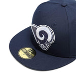 Load image into Gallery viewer, New Era Headwear RAMS SWAROVSKI 59FIFTY