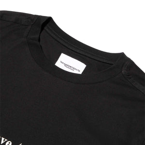 TAKAHIROMIYASHITA The Soloist. T-Shirts DARK WAVE SS POCKET TEE