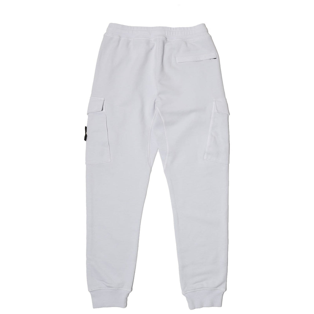 Stone Island FLEECE PANTS 691561120 Ice
