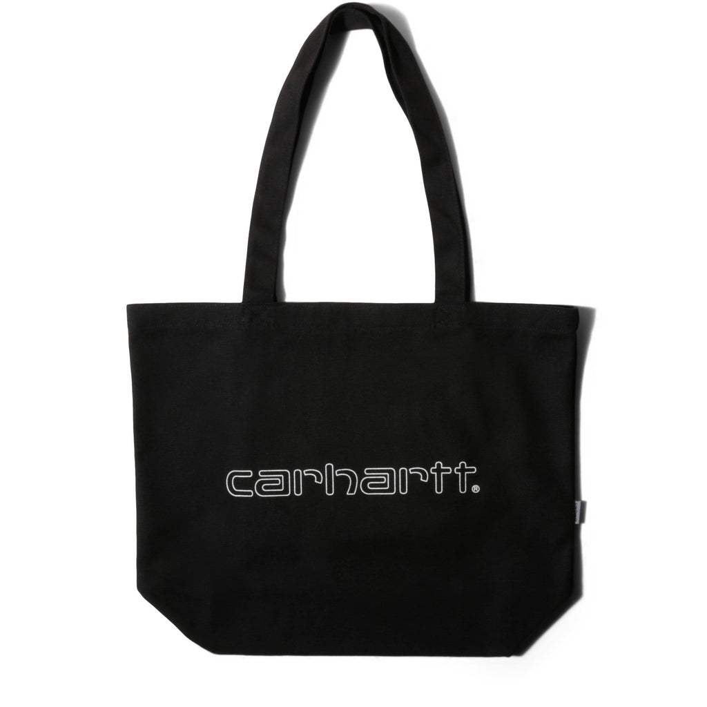 best service 99f6c c7bac OUTLINE TOTE SMALL Black