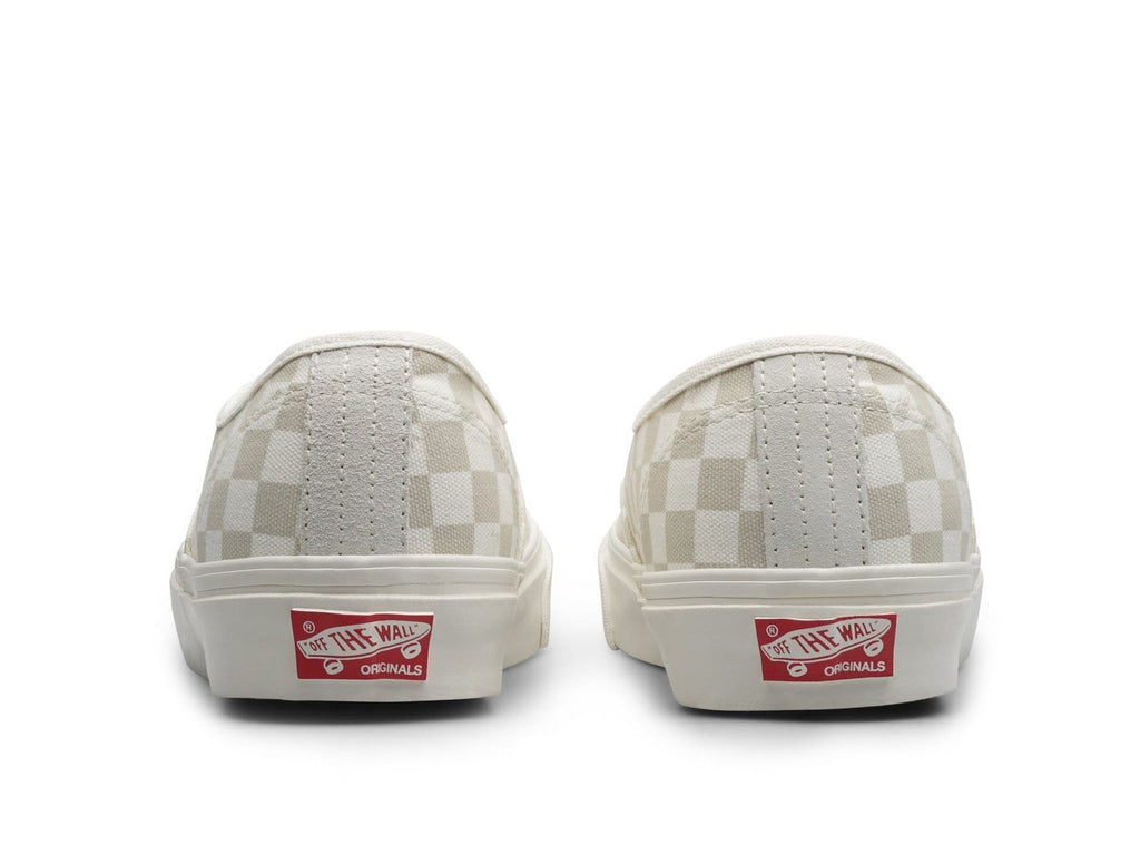 Vault by Vans OG AUTHENTIC LX Checkerboard Marshmallow