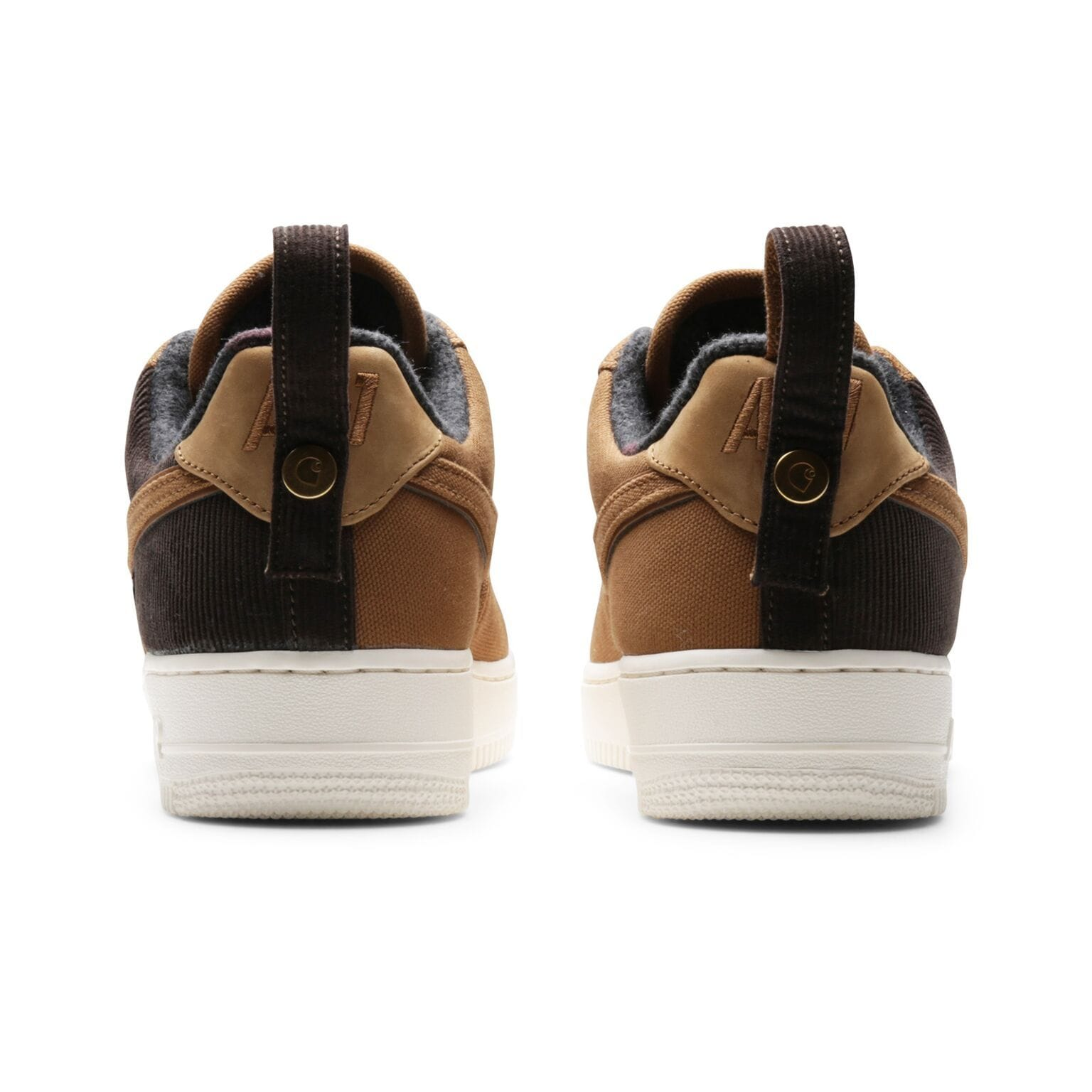 best website a284d 151c7 Nike x Carhartt W.I.P AIR FORCE 1  07 PRM WIP (ALE BROWN ALE