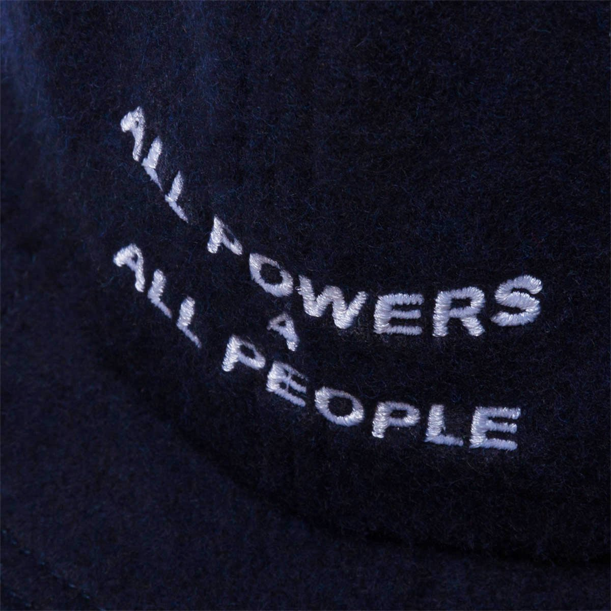 Powers Supply ALL POWERS FOR... WOOL CAP