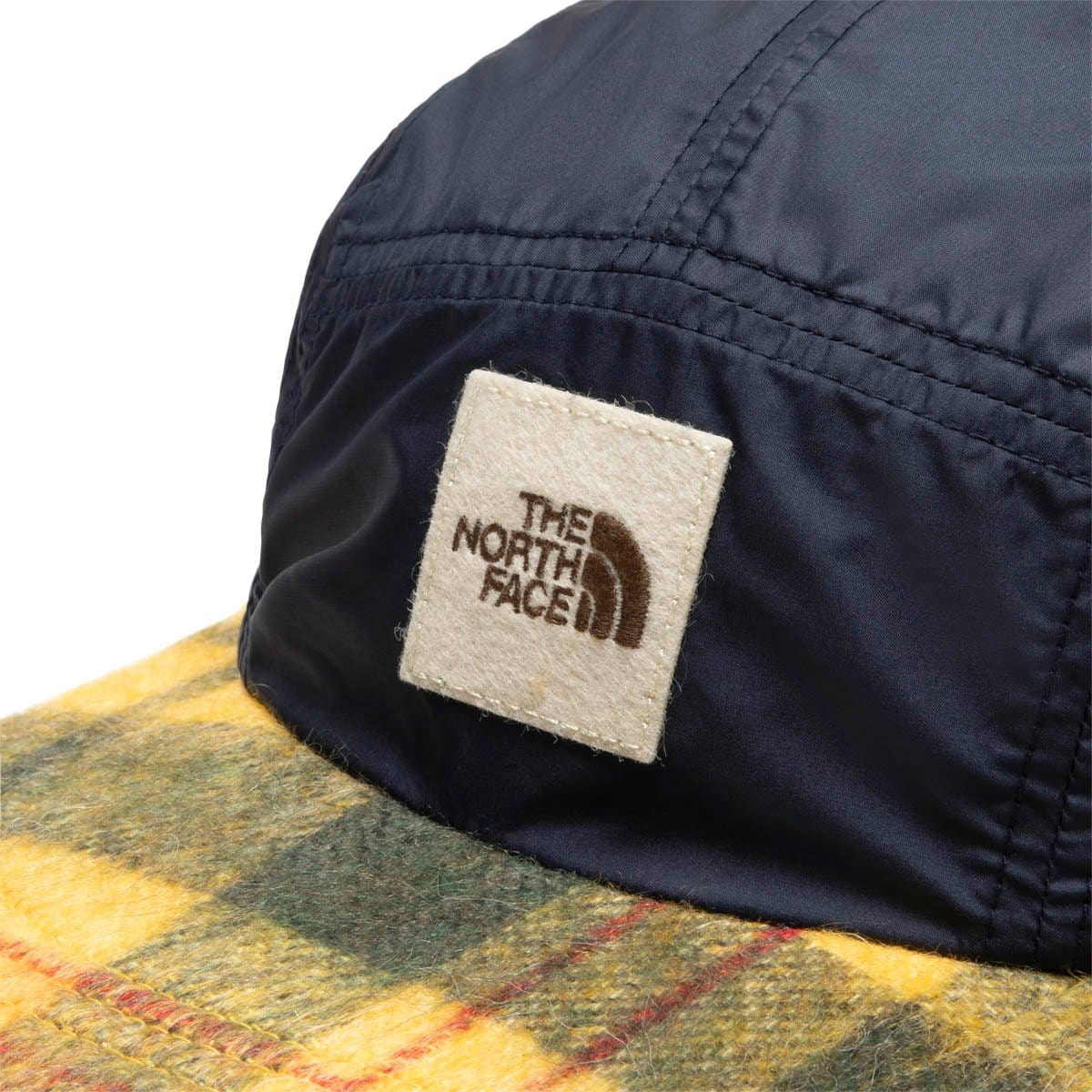 The North Face Headwear SUMMIT GOLD HER. 2 PLAID / OS BROWN LABEL CAP