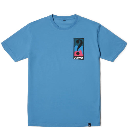 By Parra INDY TUCK KNEE TEE in Slate Blue