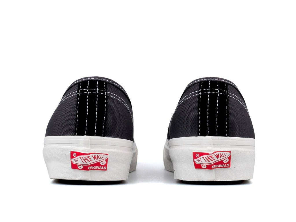 Vault by Vans OG AUTHENTIC LX Asphalt/Black (canvas/suede)